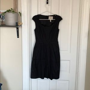 Canvass by Lands End fit and flare dress